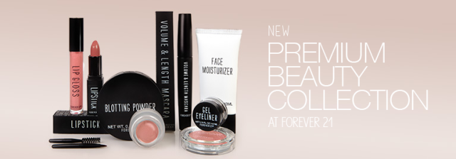 F21 Premium Beauty Collection