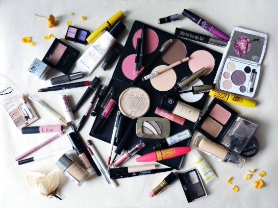 getting rid of your old makeup